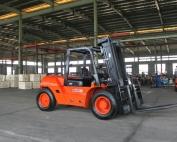 10tons Diesel Forklift Truck CPCD100F