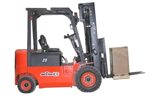 2.0-2.5tons Electric Forklift Truck