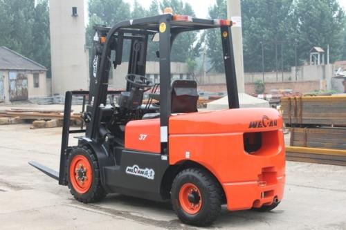 3.7Ton Diesel Forklift Truck