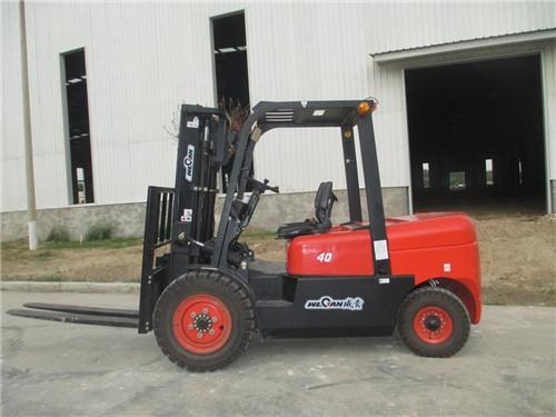 4.0Ton Diesel Forklift Truck CPCD40FR