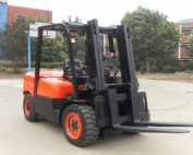 4.3-4.5Tons Diesel Forklift Truck