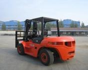 5-7tons Diesel Forklift Truck CPCD70F
