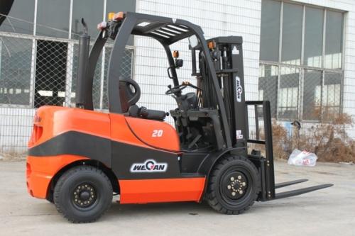 G Series 2.0-2.5tons Diesel Forklift Truck